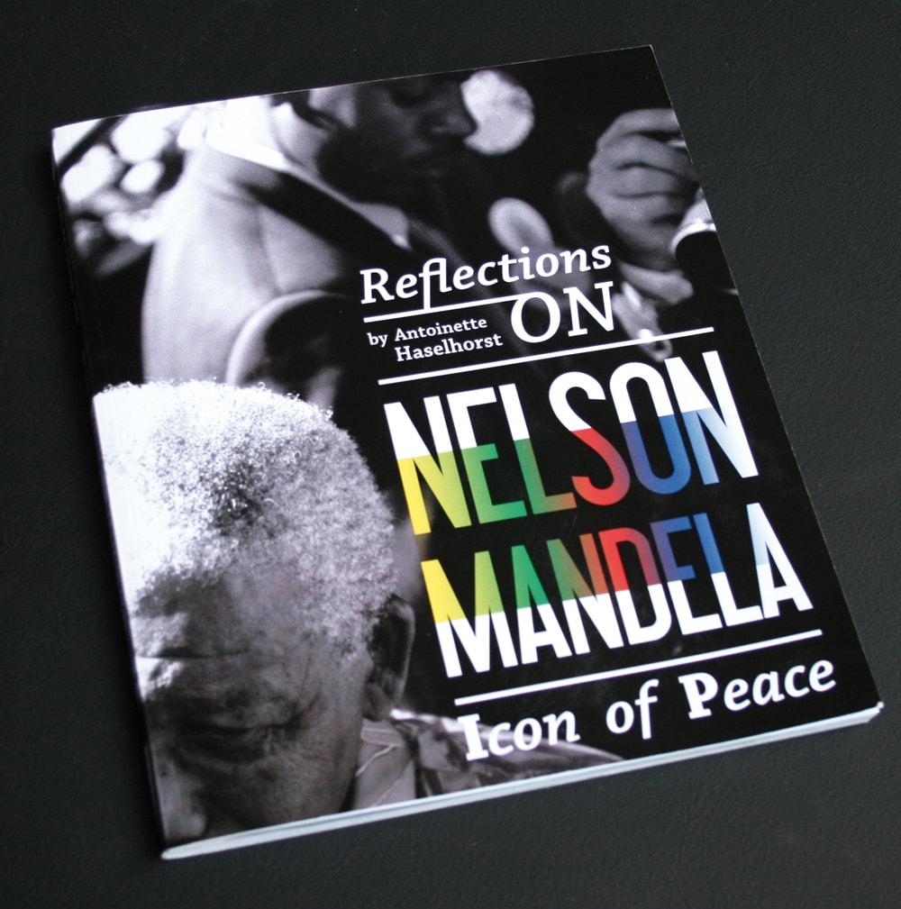 Nelson Mandela - book