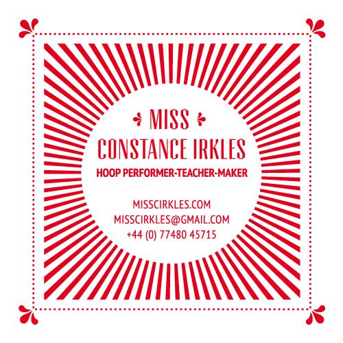 Miss Constance Irkles